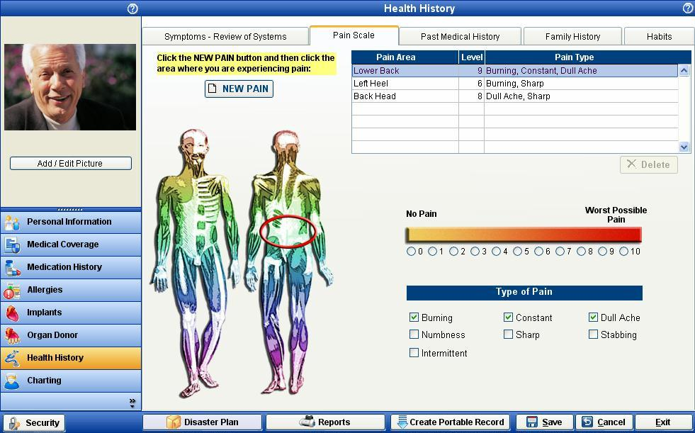 personal health record thai medical vacation