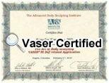 vaser-thailand-certified